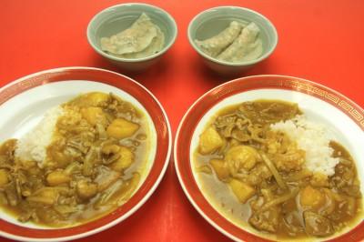 中華咖喱飯